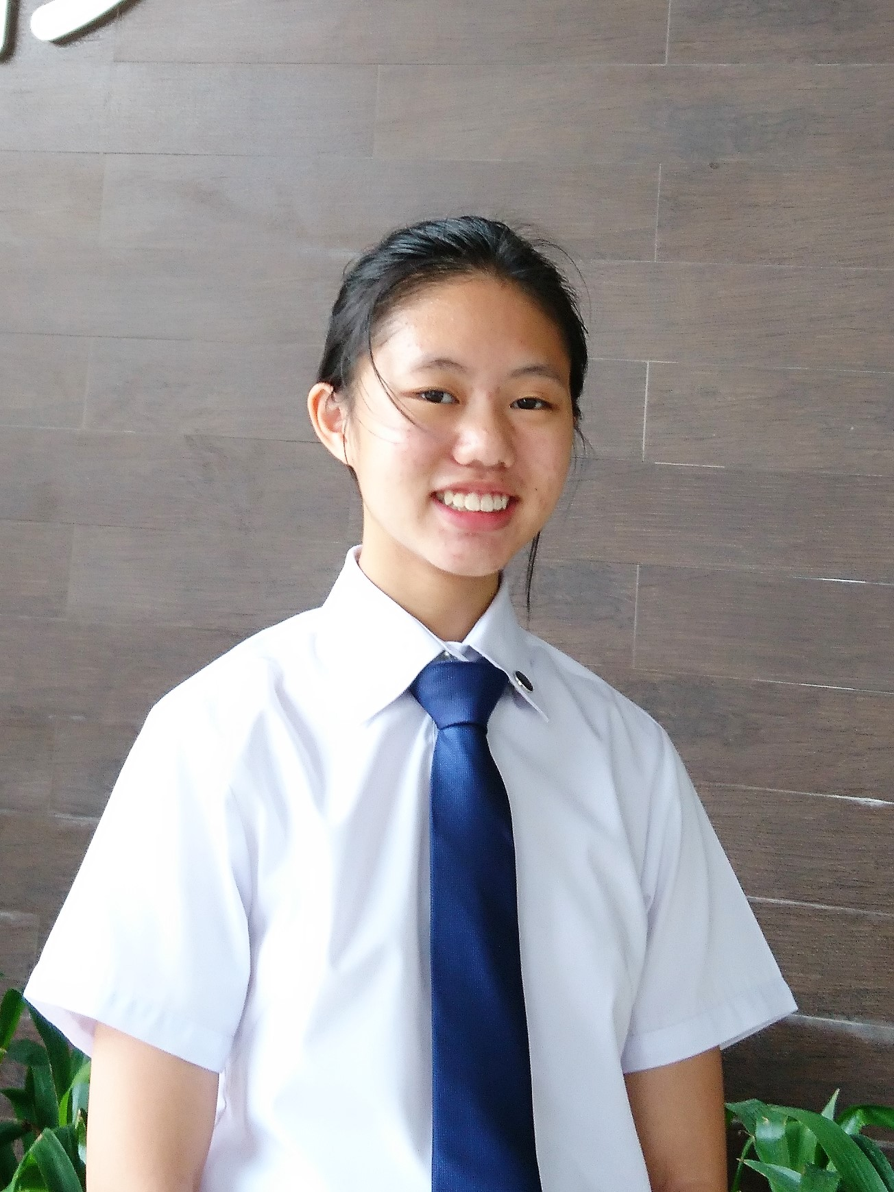 International Youth Journal Author Weihan Ng