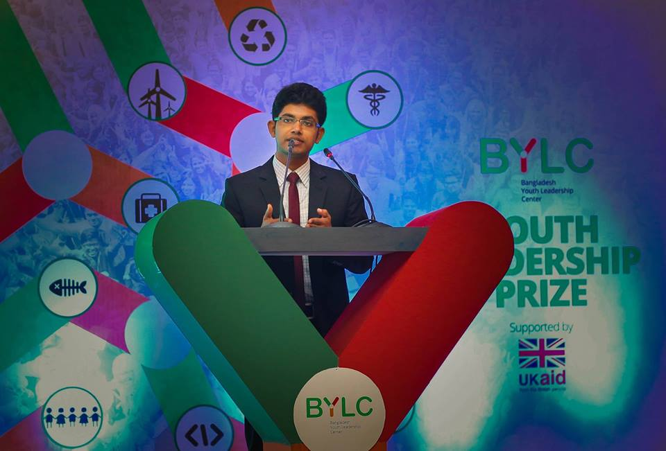 International Youth Journal Author Tanmoy Kumar Ghose