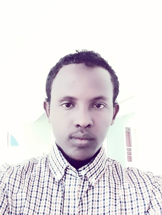 International Youth Journal Author Abdisalan Ahmed Hussein Fidow