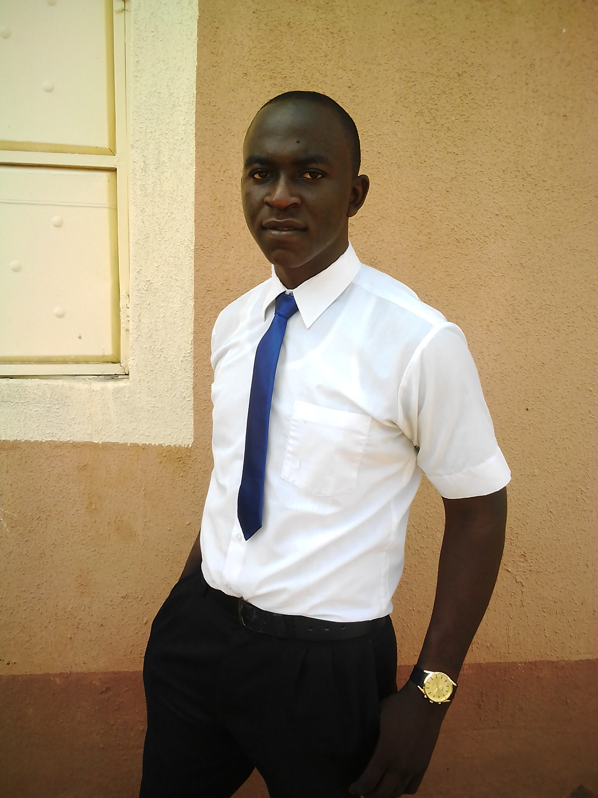 International Youth Journal Author Abednego Ishaya
