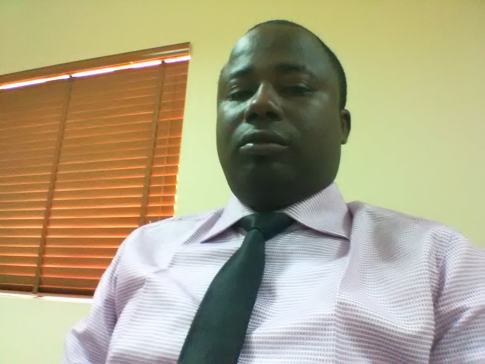 International Youth Journal Author Adebayo Adesanya
