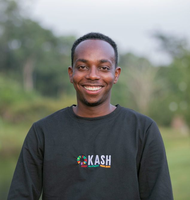International Youth Journal Author Mohamed Okash