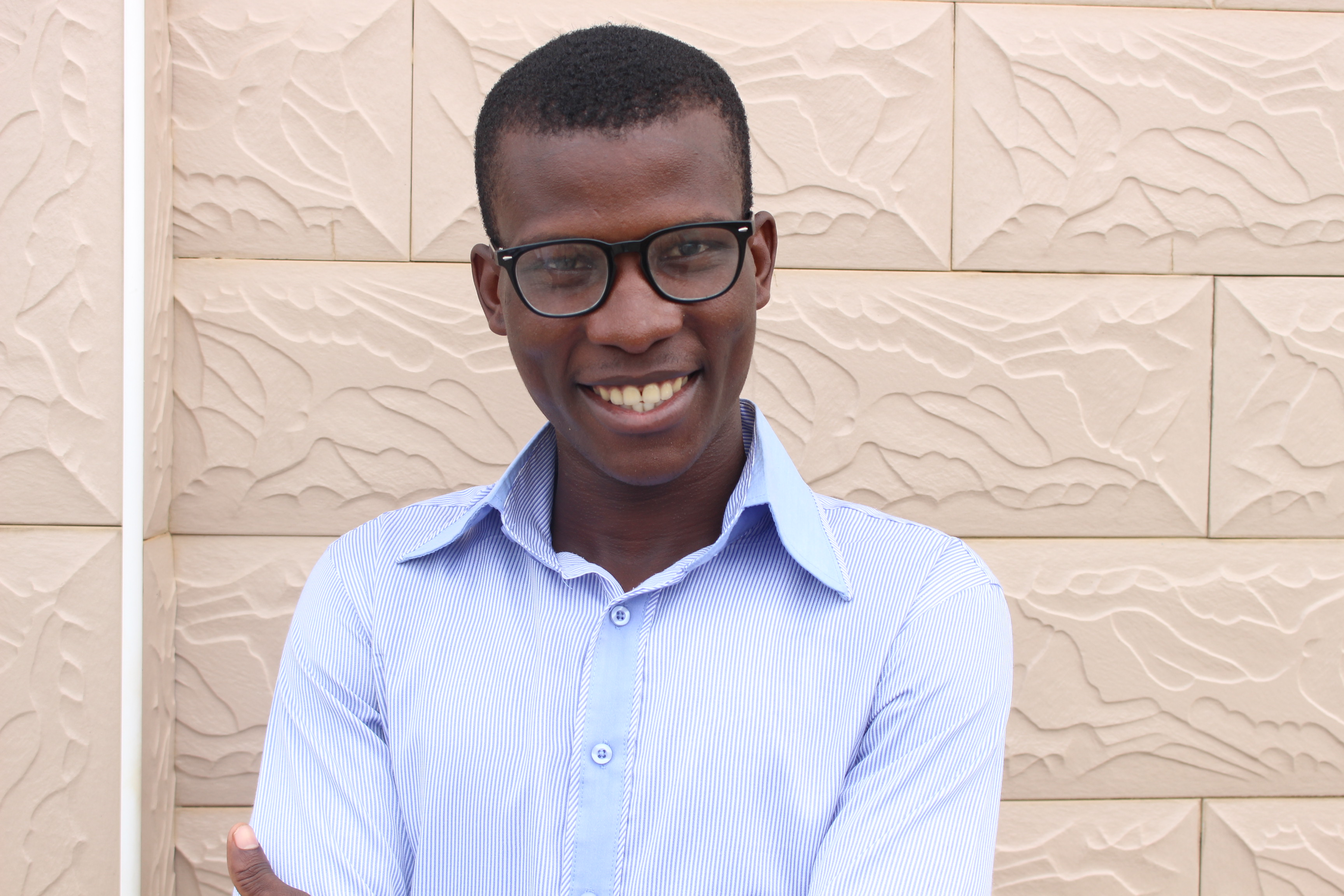 International Youth Journal Author Francis Ametepey