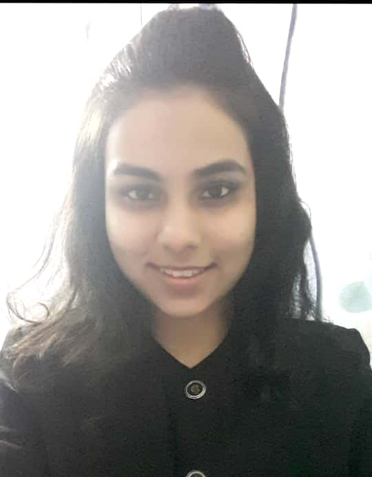 International Youth Journal Author Queeny Vithalani