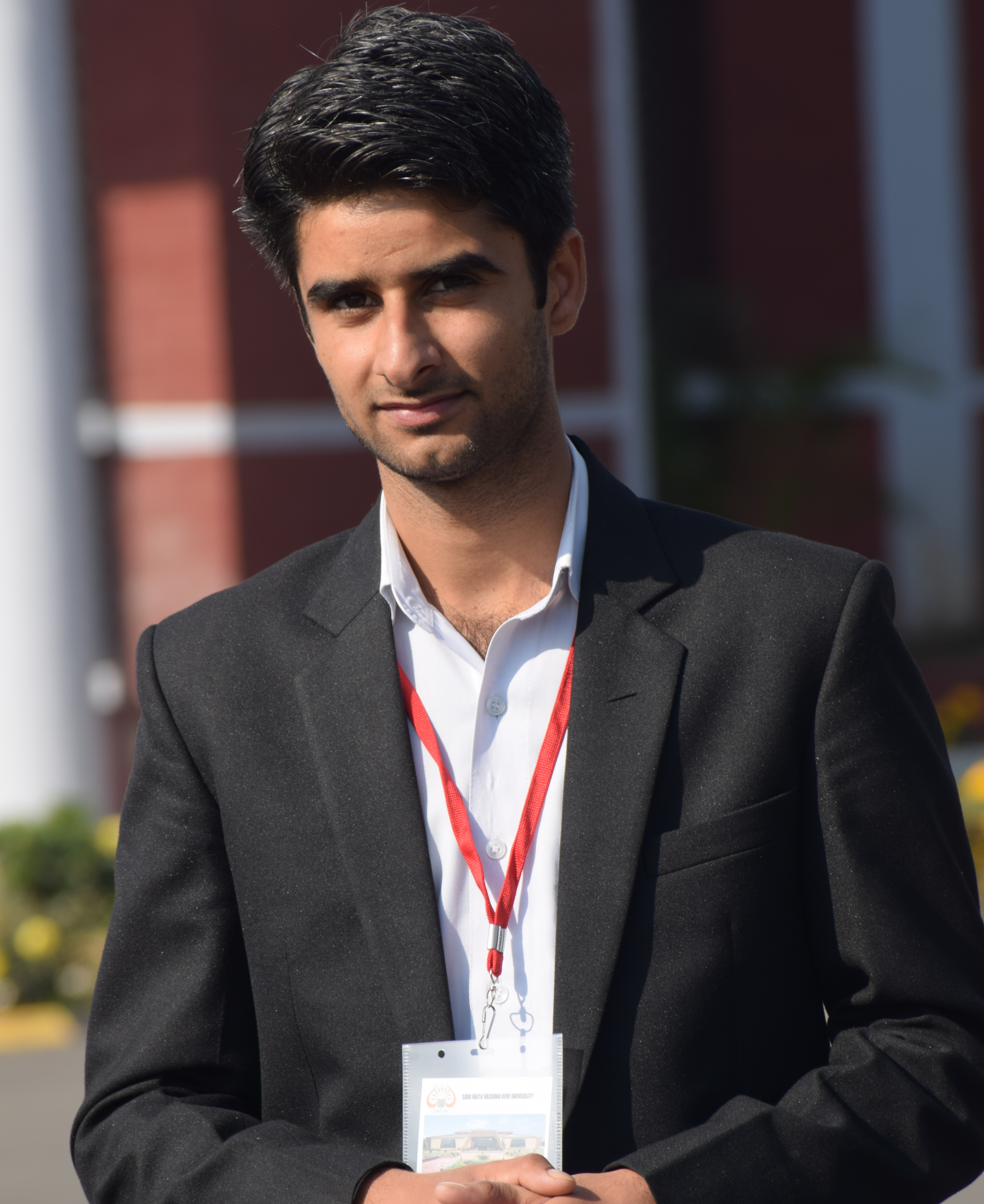 International Youth Journal Author Haamid Ali Shah