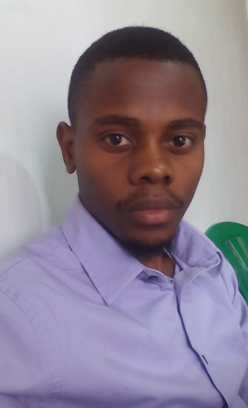 International Youth Journal Author Jonan Abaho