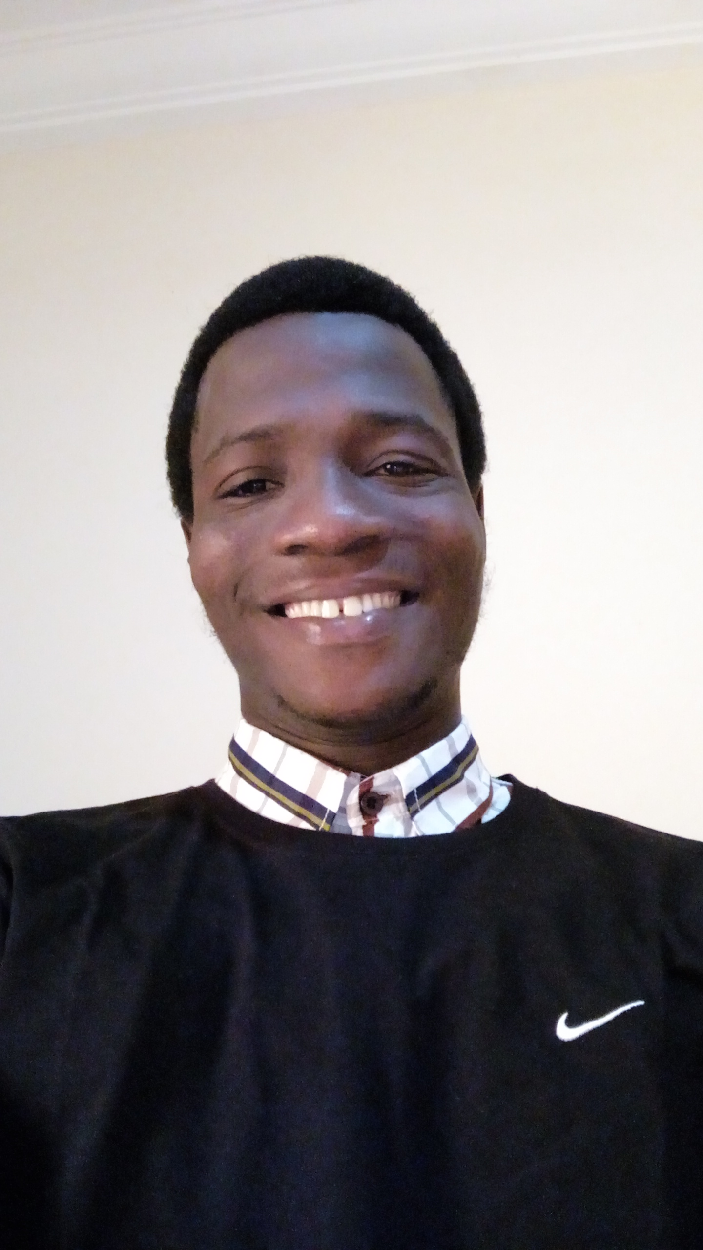 International Youth Journal Author Tosin Arebuwa