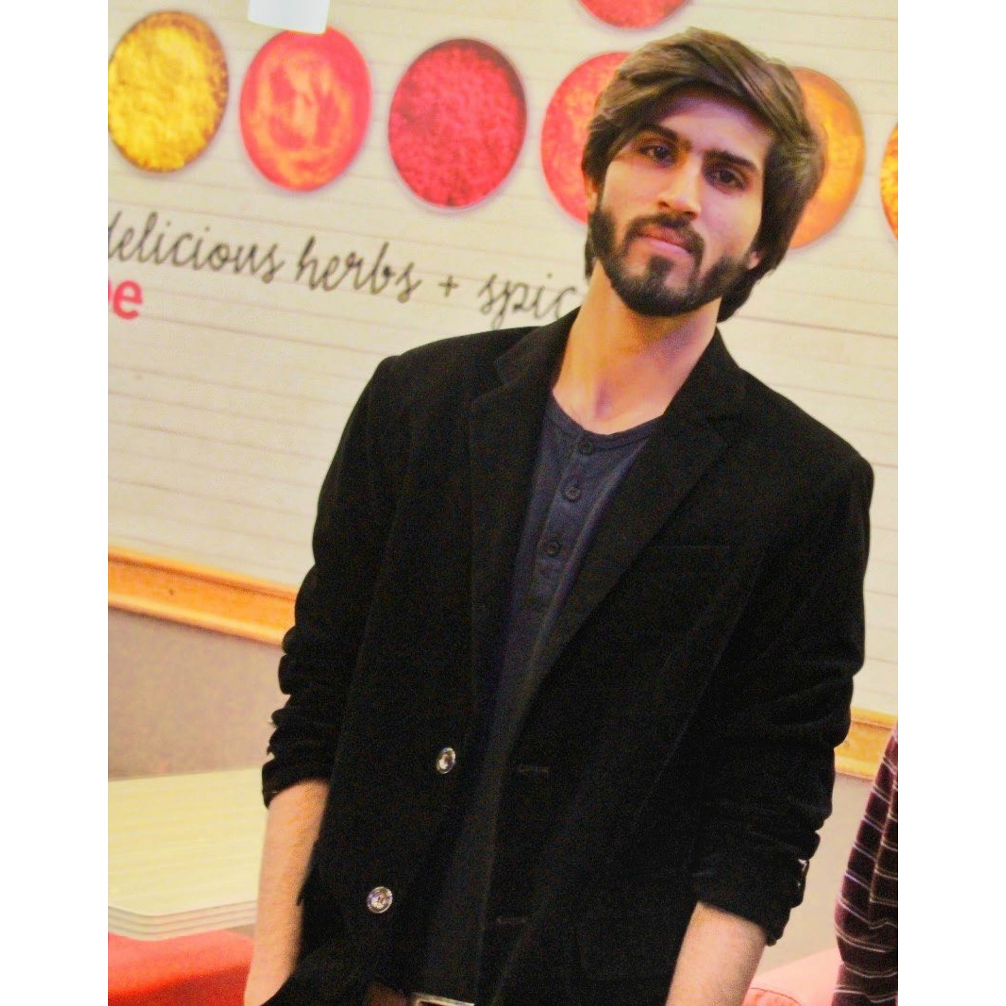 International Youth Journal Author Asfand Ali Goraho