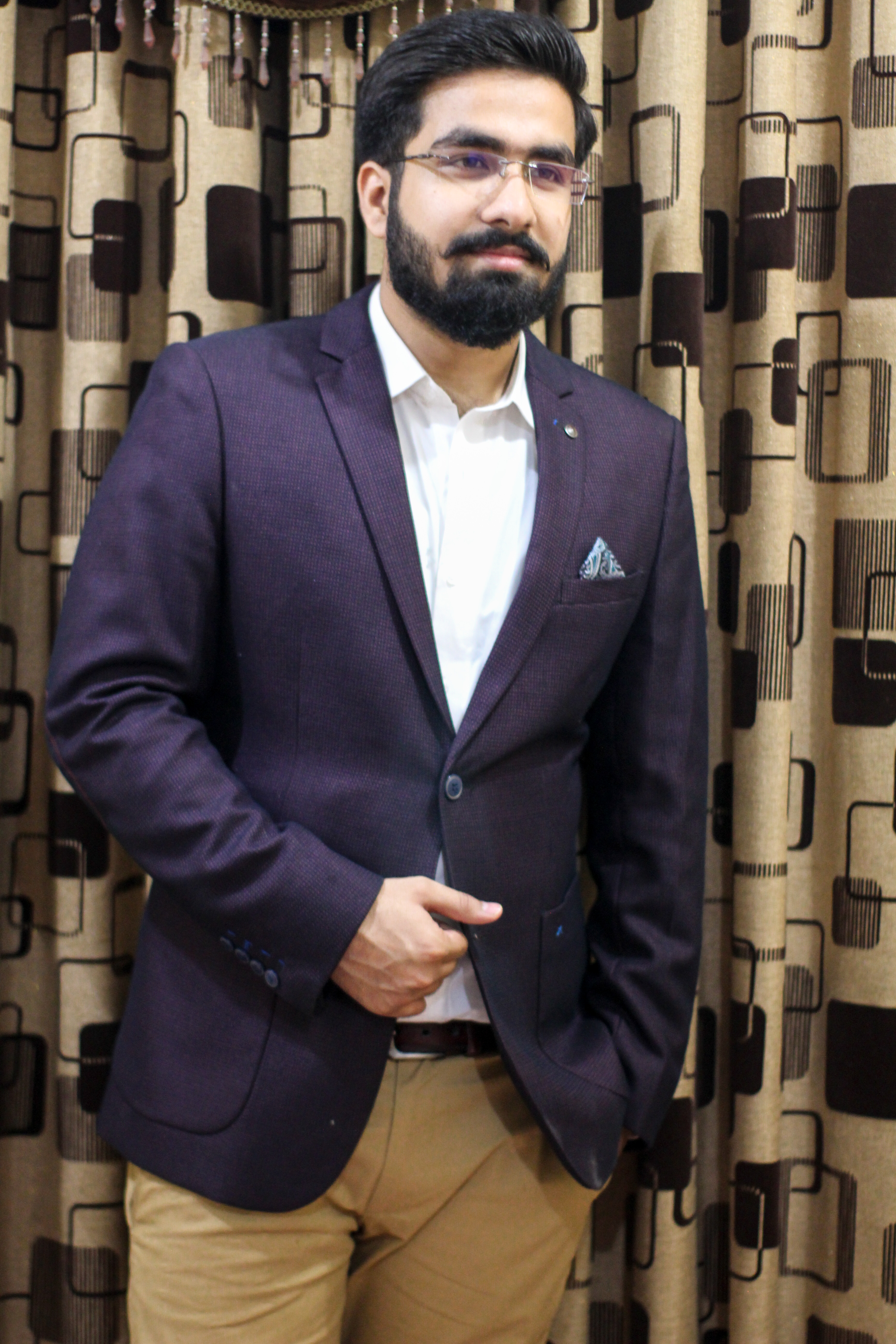 International Youth Journal Author Safiullah  Shaikh