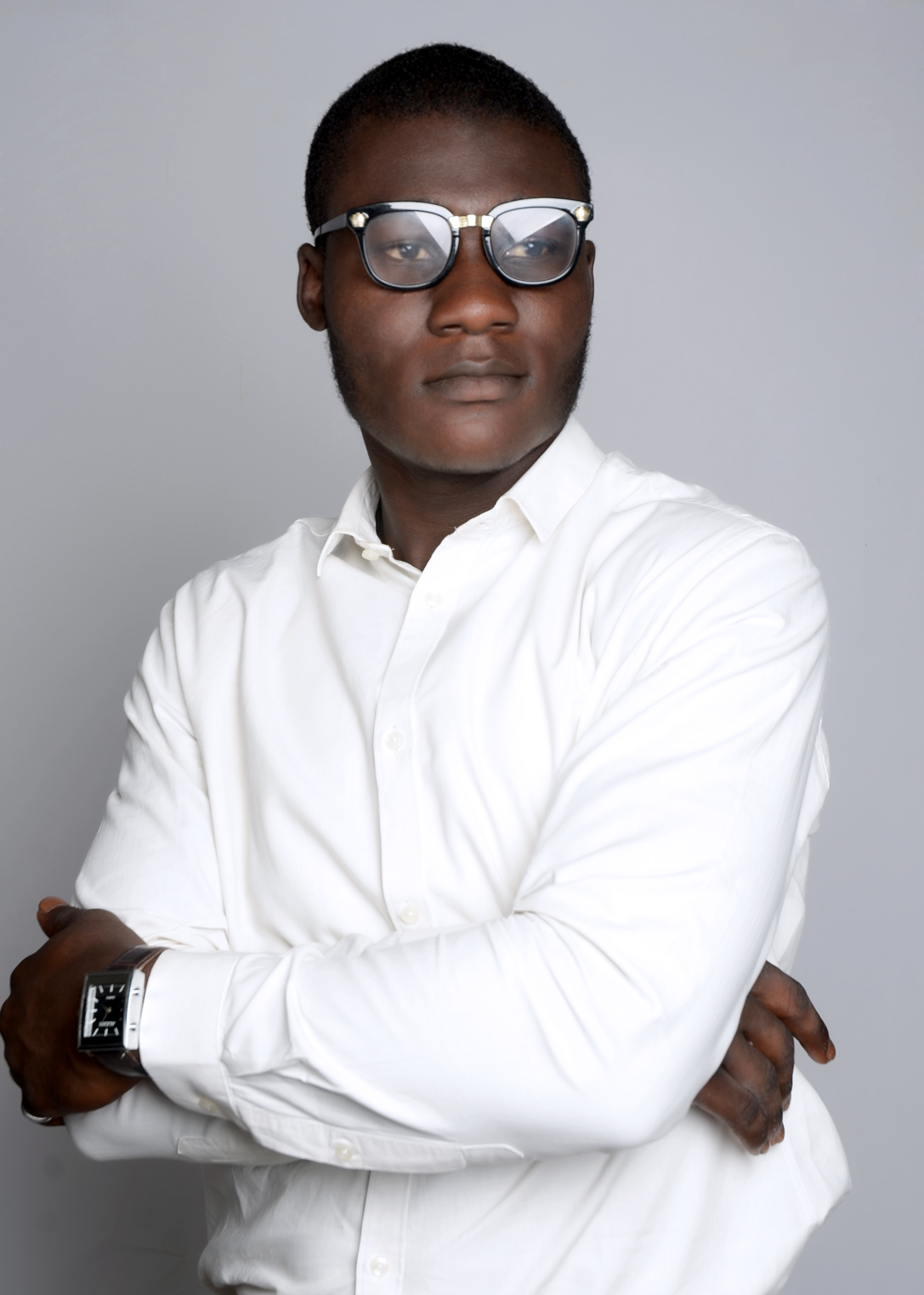 International Youth Journal Author Alfred Olufemi