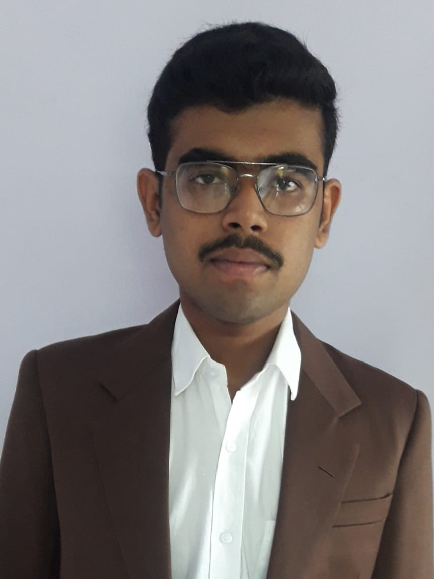 International Youth Journal Author Padala Abhishek Naidu
